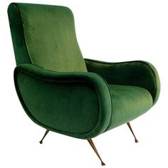 """Marco Zanuso""""Lady chair""""   From a unique collection of antique and modern armchairs at https://www.1stdibs.com/furniture/seating/armchairs/"""