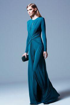irina nikolaeva for elie saab pre-fall 2013 | visual optimism; fashion editorials, shows, campaigns & more!