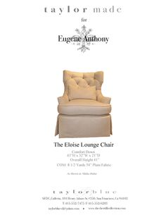 Eloise Lounge Chair