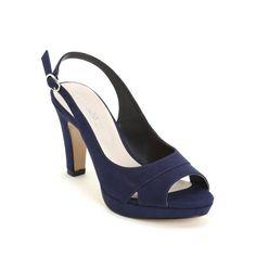 Sandali alti ESTRADA' - 8cm, anche nude - 50E