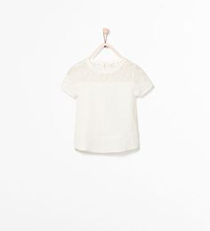 ZARA - KIDS - COMBINED TOP