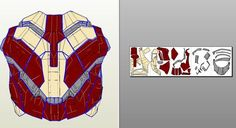 Click image for larger version. Name: Views: 4394 Size: KB ID: 205230 Iron Man Helmet, Iron Man Suit, Iron Man Armor, Batman Mask Template, Iron Heart Marvel, How To Make Iron, Papercraft Download, Ironman, Sketch Notes