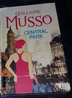 Central Park de Guillaume Musso este ultimul roman scris de autor, abordand un subiect sensibil şi construieşte în jurul său o poveste emoţionantă.