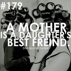 For real though. Love my Momma!
