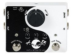 Xotic X-Blender Effects Wet/Dry FX Blending True Bypass Guitar Effects Pedal NEW! Free 2-DAy Deliver
