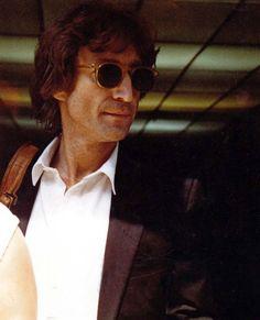 """beatlesneveroutofstyle: """" John Lennon, NYC 1980 """""""