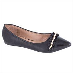 Balerini negri de dama 8263-6N - Reducere 60% - Zibra Flats, Shoes, Fashion, Loafers & Slip Ons, Moda, Zapatos, Shoes Outlet, Fashion Styles, Shoe