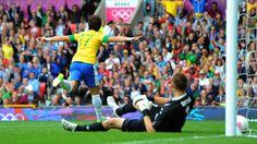 Brazil in 2012 Olympic Games