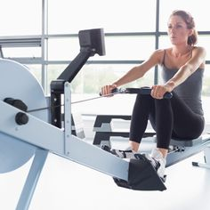 Make the Most of the Rowing Machine With Intervals