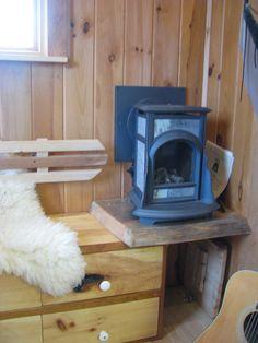 Gold Thread Tiny House. Modern Gypsy wagon.  ( a blog)