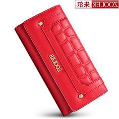 33.15$  Buy here - https://alitems.com/g/1e8d114494b01f4c715516525dc3e8/?i=5&ulp=https%3A%2F%2Fwww.aliexpress.com%2Fitem%2FZOOLER-brand-superior-sheepskin-women-leather-wallets-fashion-lady-wallet-Classic-dayclutch-purses-top-quality-Hot%2F32597851926.html - ZOOLER brand superior sheepskin women leather wallets fashion lady wallet Classic dayclutch purses top quality Hot product#8632