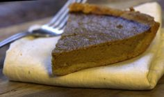 Paleo Pumpkin Pie!   CrossFit Blacksburg