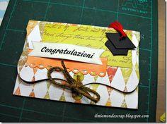 card - bustina laurea di Nicola