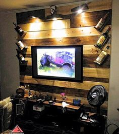 15 Pallet Ideas to Bring Pallets in Your Home | Pallet Furniture