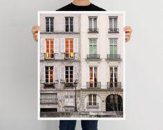 "Paris Photography, ""Sunset Windows"""
