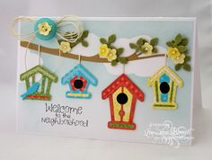 WT472/For the Birds by whippetgirl - Cards and Paper Crafts at Splitcoaststampers