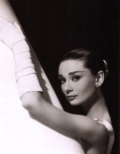 Audrey Hepburn | 'Funny Face', 1957