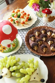 53 ideas birthday funny party food ideas for 2019 Zucchini Sticks, Good Healthy Snacks, Easy Snacks, Kids Teepee Tent, Party Food Platters, Animal Birthday, Food And Drink, Picnic, 4 Kids