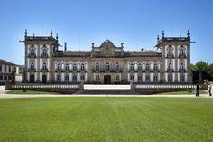 Palácio da Brejoeira Guarden