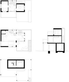 Die 575 Besten Bilder Von Minihaus In 2019 Grundrisse Architektur