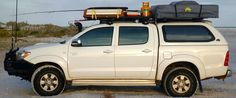 Hilux Camp Cooking and Kitchen Setup | outbackjoe