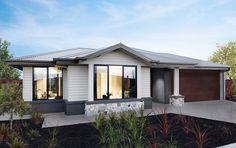 Simonds Homes - Dakota Exterior House Colors, Exterior Design, Simonds Homes, Hudson Homes, Dakota, Virginia Homes, Home Board, Display Homes, House Layouts