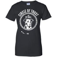 Apparel - Pit Bull Circle Of Trust - Shirt