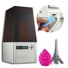 Nobel 1.0 | SL 3D Printer | 3D Printer | Product - XYZprinting