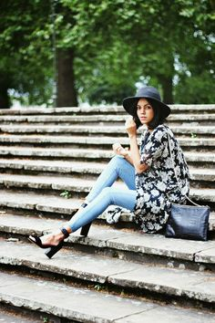 How to Chic: HOW TO WEAR A KIMONO - TREND