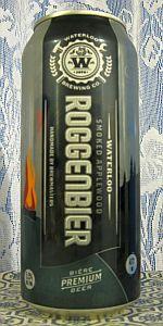 Smoked Applewood Roggenbier
