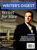 Writer's Digest Magazine | 11/2016 Cover