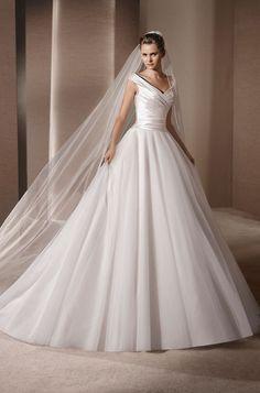 Brautkleider von La Sposa - Model Raula