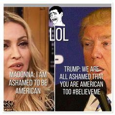Stupid whore.