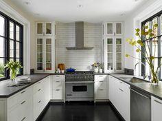 A. Delancey Place Renovation transitional kitchen