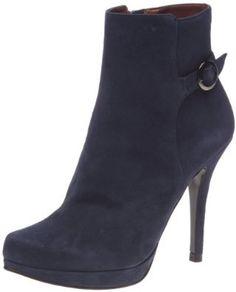 Buffalo London 10601-180 SUEDE 124079 Damen Fashion Halbstiefel & Stiefeletten