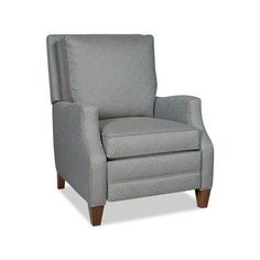 Sam Moore Gable Recliner Finish: Classic, Upholstery: 2602 Oatmeal