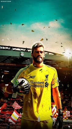 Alisson Becker HD Mobile Wallpapers at Liverpool FC - Liverpool Core Liverpool Team, Camisa Liverpool, Liverpool Vs Manchester United, Gerrard Liverpool, Liverpool Anfield, Liverpool Champions League, Uefa Champions, Liverpool Fc Wallpaper, Football Memes