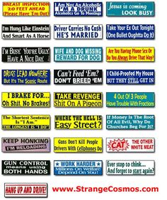 The 50 Greatest Bumper Stickers Of All Time | Aww Hell Naw! | Pinterest |  50, The Ou0027jays And Of