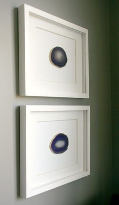 framing natural agate slices create your own art by framing agate slices comes in