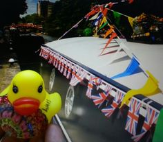 Duck at the Festival!