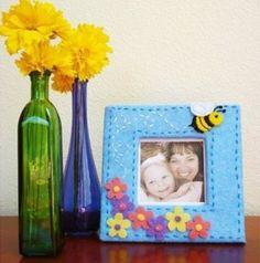 Porta retratos para el día de la madre.