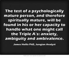 James Hollis PhD, Jungian Analyst