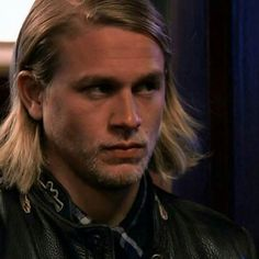 Charlie Hunnam as Jax Teller, Sons of Anarchy