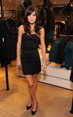 Jessica Stroup  #Celebrities