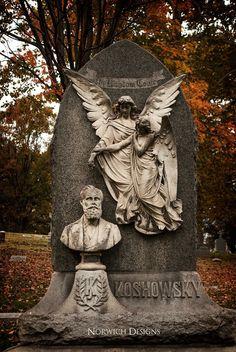 Lovely grave