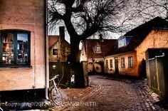 Dragor, Denmark » d'une autre époque, un cours voyage dans le temps