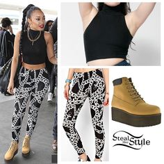Leigh-Anne Pinnock Fashion | Steal Her Style | Page 3