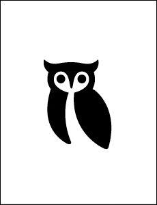 owl minimalist - Google zoeken