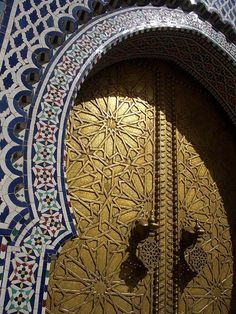 Morocco (Love Morrocan style, Morocco-not so much)