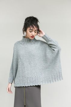Take a peek at another one of my favorite collections from Rowan's 2015 A/W releases – Rowan Loves: Creative Focus Worsted